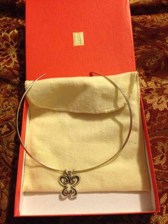 James Avery collar necklace - $100 (Calallen)