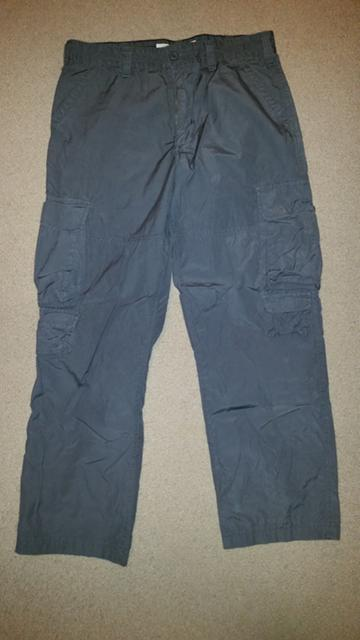 10  Canvas pants