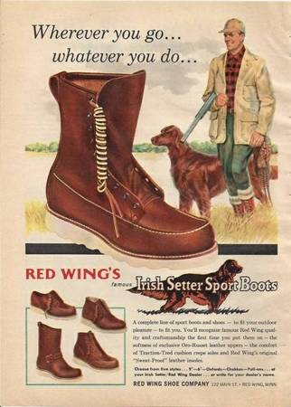 New Red Wing 887 Boots - $175 (Rodd Field  Holly)