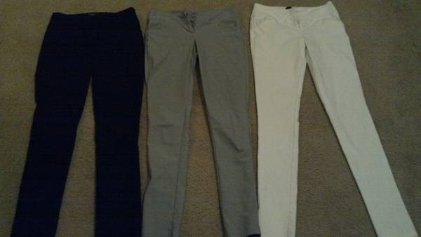 Dress Pants skinnys - $10 (Corpus Christi)