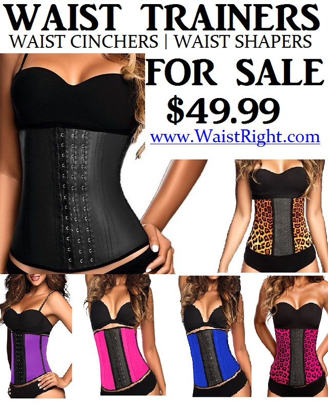 49  1 Luxury Waist Trainer  49 99  All Colors S-3XL Waist Cinchers  Waist Shaper  3Row Top Quality