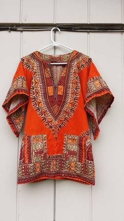 Vintage Late 1960 s Bohemian Size Small -   x0024 50  corpus christi ss