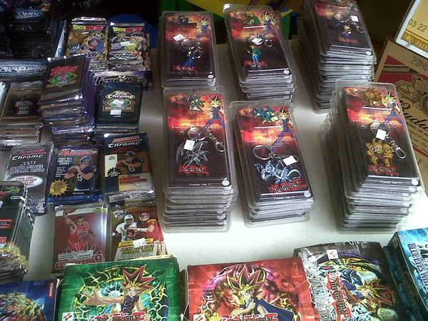 Yugioh cards and more (Corpus Christi)
