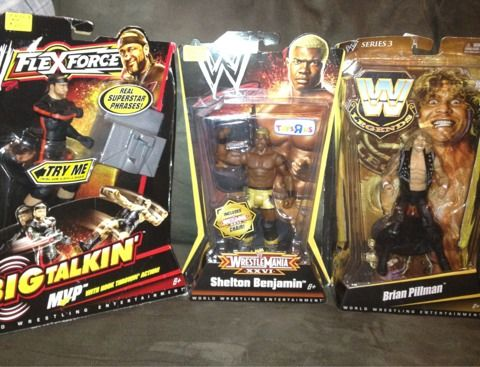 WWE Wrestling Figures, Collectibles, CDs  DVDs  Blu-Rays, Rey Myster - $3 (CC - Airline)