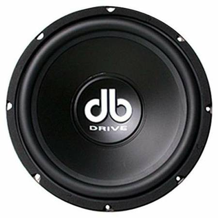 DB Drive SP12.1 Speed Series Subwoofer - $50 (Corpus Christi)