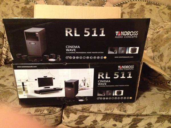 Home theater system  - x0024250 (Greenwoodholly)
