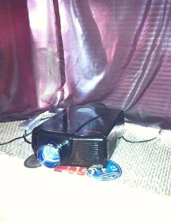 Palladium Pro Cinema Series PA-HD9000 - 3LCD Projector - $500 (Alice tx)