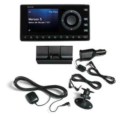 Sirius Satellite Onyx Radio - $40 (Kingsville)