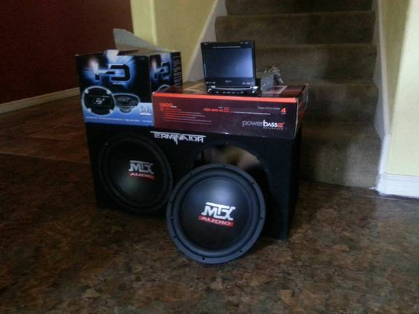 FULL CAR AUDIO SYSTEM - $450 (South Side)