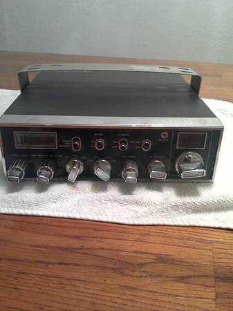 CB RADIO (GALAXY DX 44V) (Annaville)
