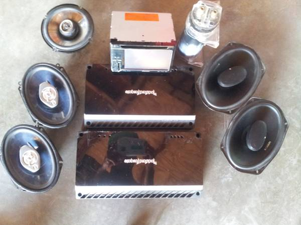 great car audio for cheap (kingsville )