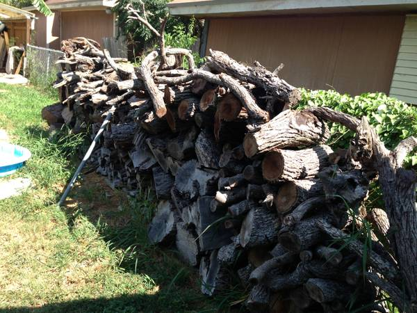 Mesquite wood for sale - $1 (airline and mcardle)