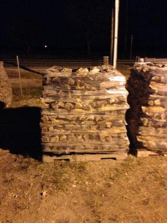 Mesquite Fire Wood - $150 (Sandia Texas)