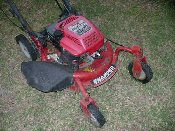 Commercial Snapper Mower - $50 (Ingleside on Bay)