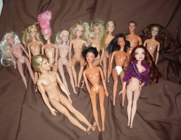 Barbie  Ken  and More Barbies  Aransas Pass
