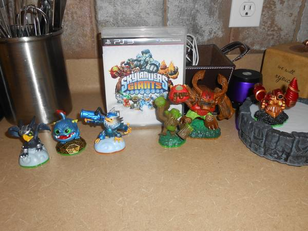 Skylanders Giants for PS3 -   x0024 50