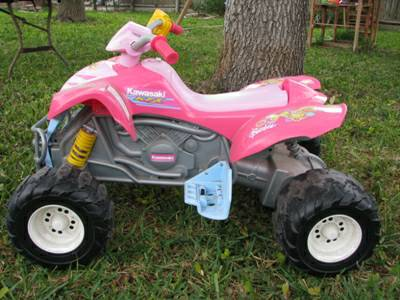 Barbie 4wheeler -   x0024 90  Kingsville