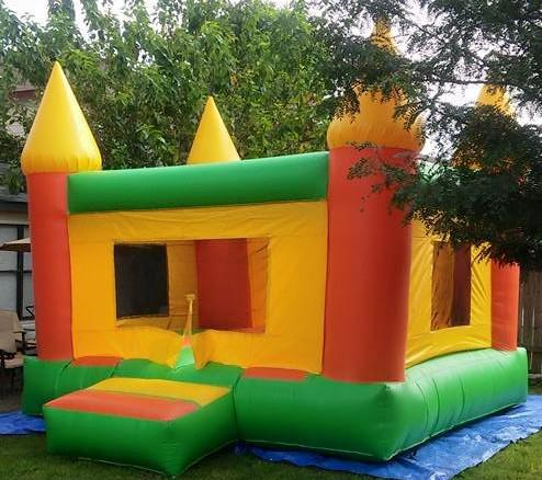1 200  Bouncer Castle
