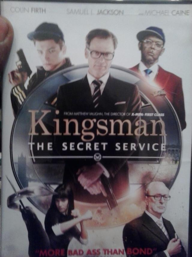 20  Kingsman the Secret Service