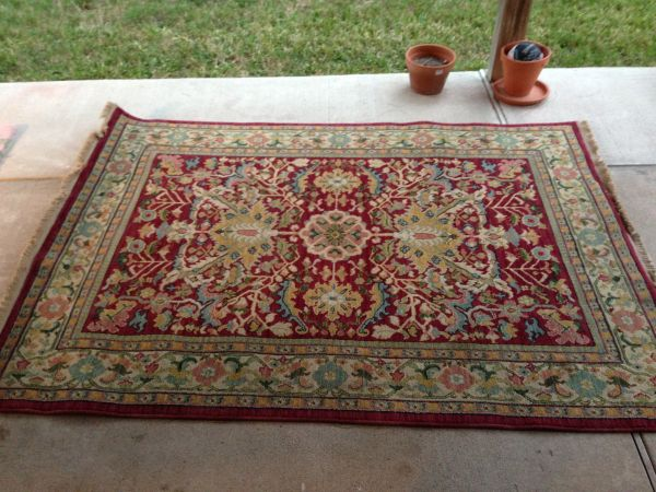 Area Rug from Ethan Allen - $100 (Southside C.C.)