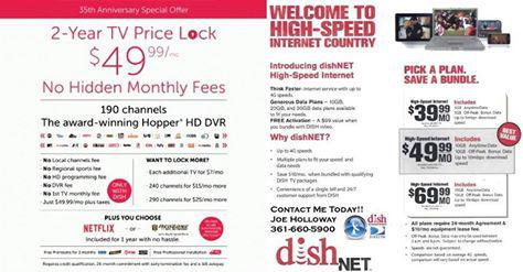 89  Dish Net  Dish Network Bundle