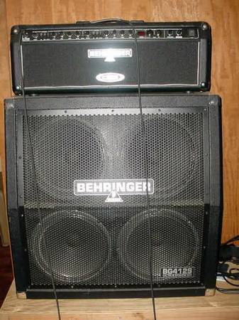 Great Sounding Half Stack - $200 (Mathis)