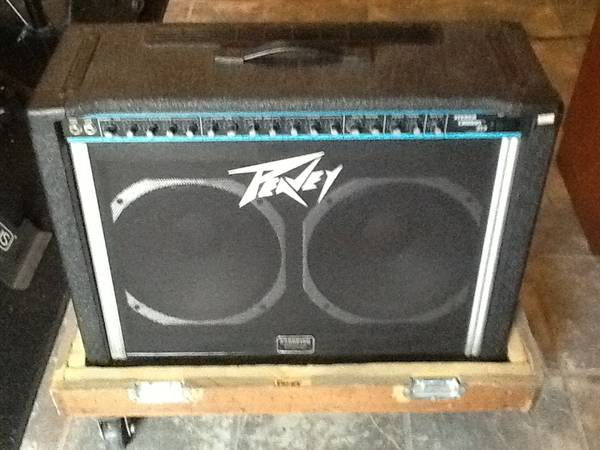 Peavey Stereo Chorus 212 - $300 (Way out Weber)