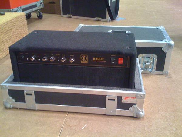 Eden tube bass head - $675