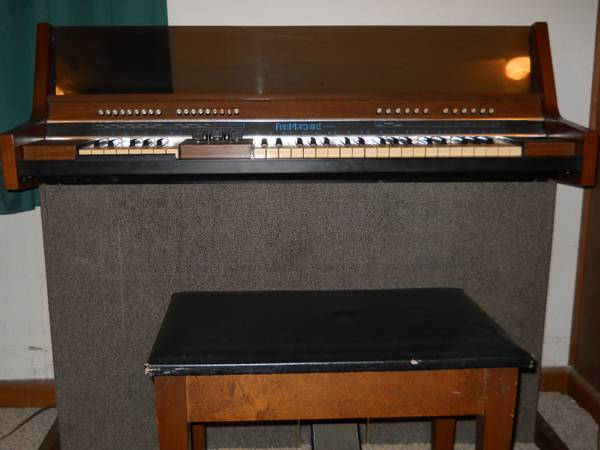 BALDWIN FUN MACHINE ORGAN - $100 (TAFT)