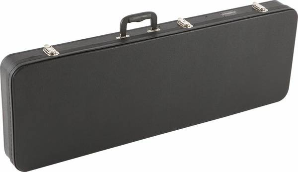 Road Runner Deluxe Wood Electric Guitar Case - $50
