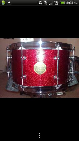 13 inch ddrum dios snare - $200 (holly everhart)