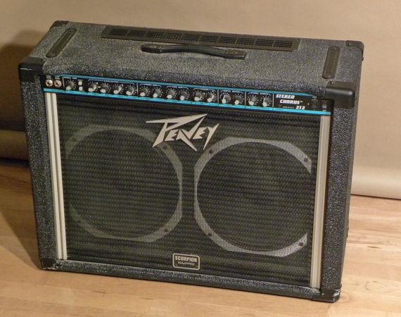 Peavey Stereo Chorus 212 with Foot switch - $250