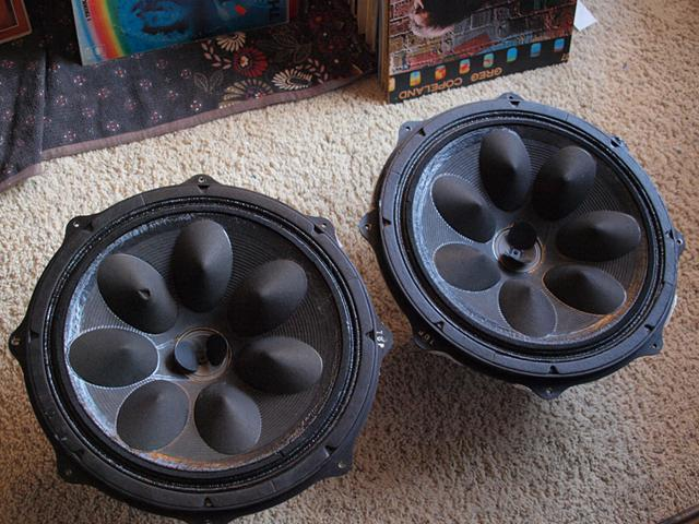 Vintage RCA LC-1 speakers audiophile full-range drivers exceptional condition $1800