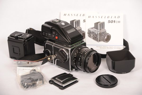 Hasselblad 501CM Excellent condition - $2800 (King Crossings)