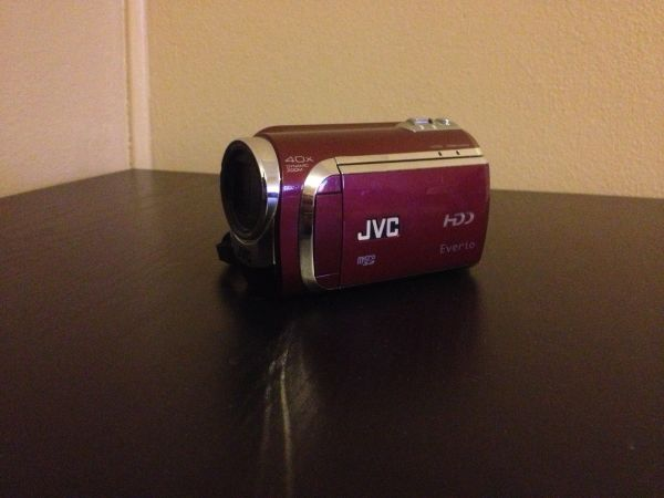 JVC HD Everio Camcorder 60GB Memory - $80 (Beeville )
