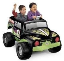 ISO Grave Digger Monster Truck Power Wheels