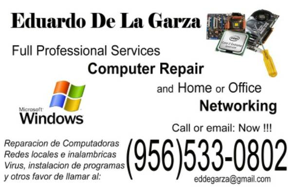 COMPUTER  amp  NETWORK SERVICES  RGV