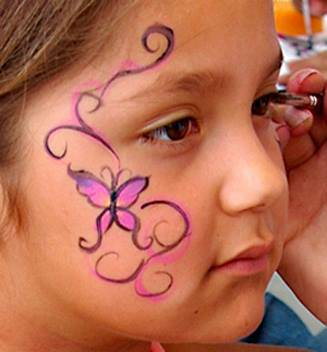 Balloon Animals, Face-Painting, Tattoos  more $50 phr (Anywhere in the Gulf Area)