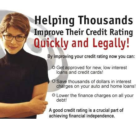 Increase your credit score 100 POINTS NOW