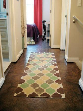 Faux Leather Flooring (East Texas )