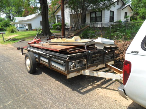 SCRAP METAL REMOVED (LONGVIEW AND SURROUNDING)