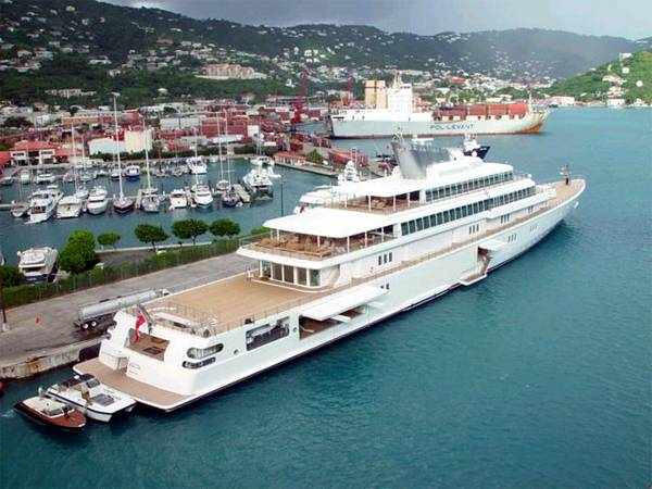 Young guys in great need for yachts