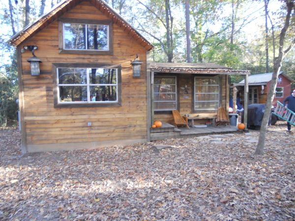 $550 1br - 900ftsup2 - Lake Cabin (Lake Murvaul-South Side)