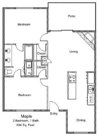 249.00 Rent For September (Room For Rent WBills Paid )