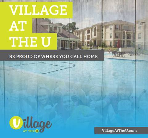 1br - sublease at Village   the U available  3088 old omen rd  Tyler texas