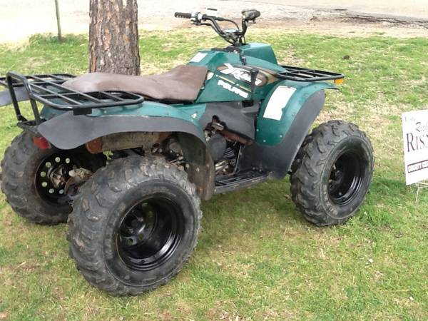 WTT 4x4 POLARIS ATV FOR TRUCK OR SUV  WILLS POINT