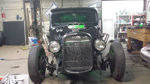rat rod -   x0024 15500  mineola