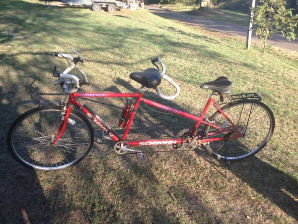 Schwinn 2 Seater Bike For Sale