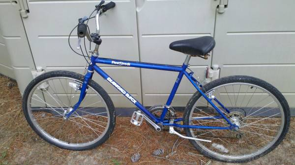 Diamondback Fleet Streak Bike   Vintage - $150 (Daingerfield)