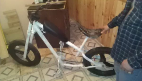 west coast choppers bicycle for sale - $200 (longview, tx)